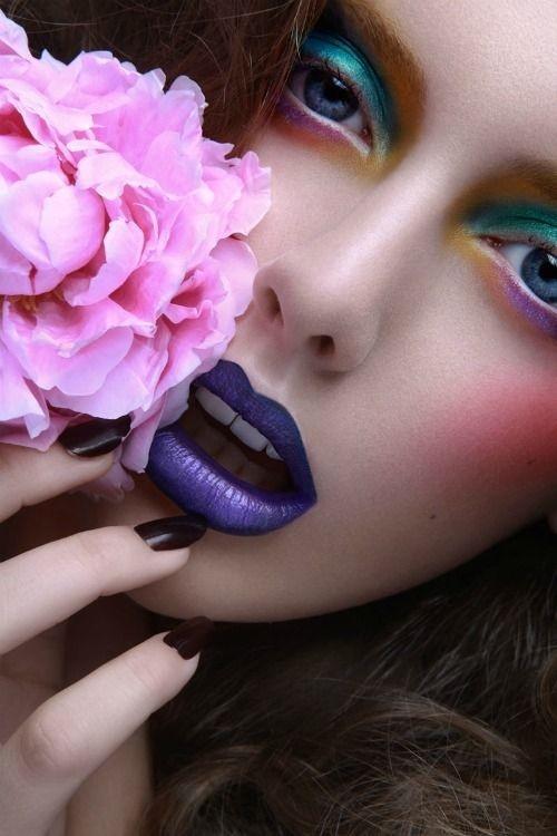 pastel makeup 2