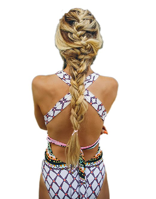 printed monokini-back