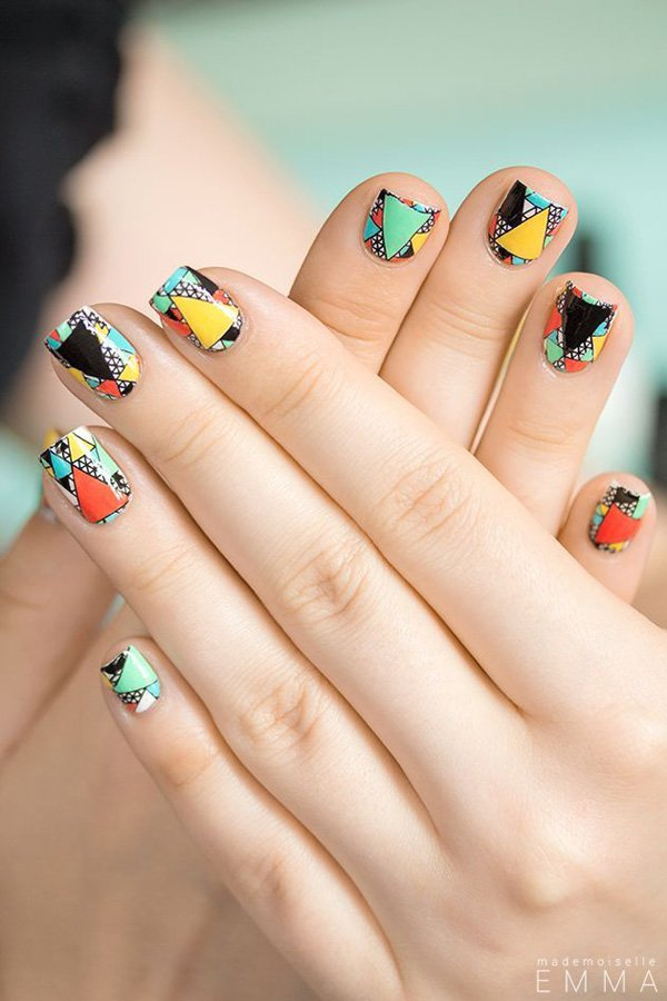 spring nail art 11