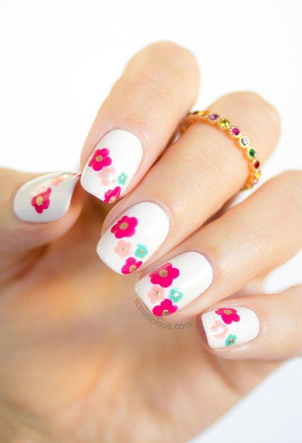 spring nail art 14