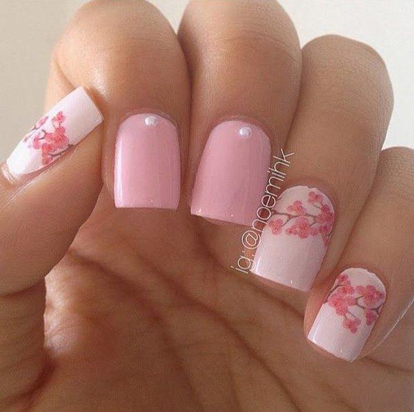 spring nail art 2