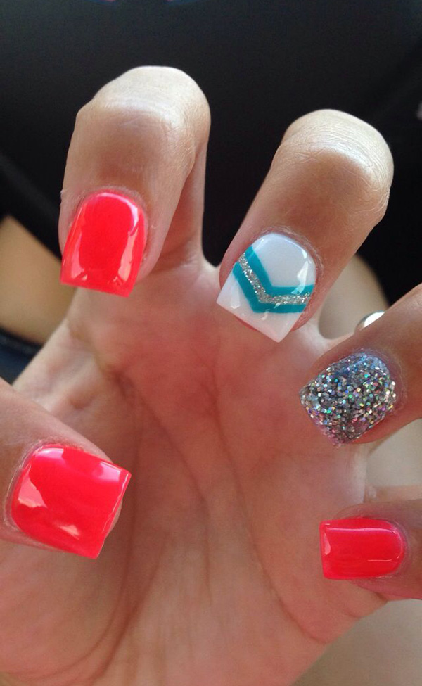 25 Short Nail Designs That Are Perfect For Spring And Summer
