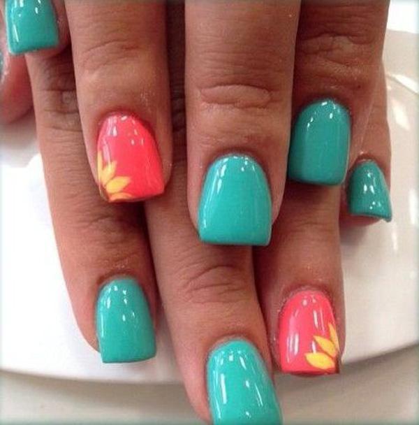 spring nail art 27