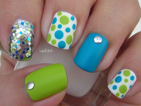 spring nail art 6