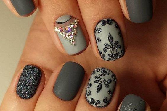 20+ 2017 Nail Art Ideas to Copy