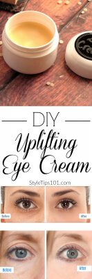 Eye Cream Recipe