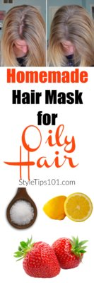 Hair Mask for Oily Hair