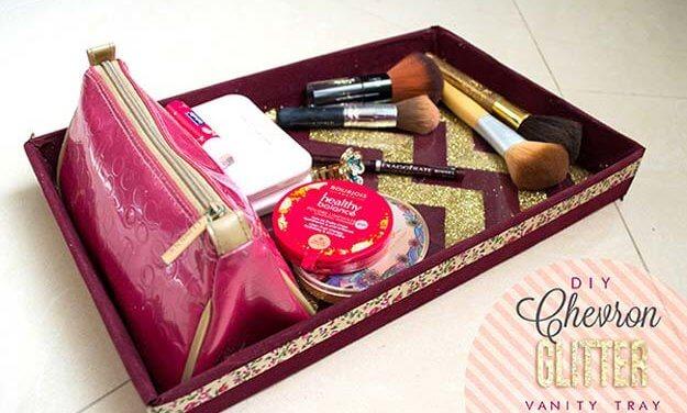Amazing Makeup Storage Ideas