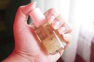 garlic in nail polish