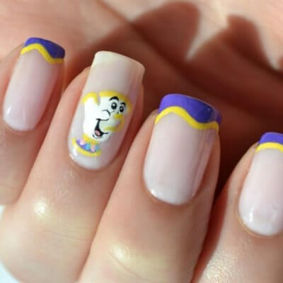 little chip nails