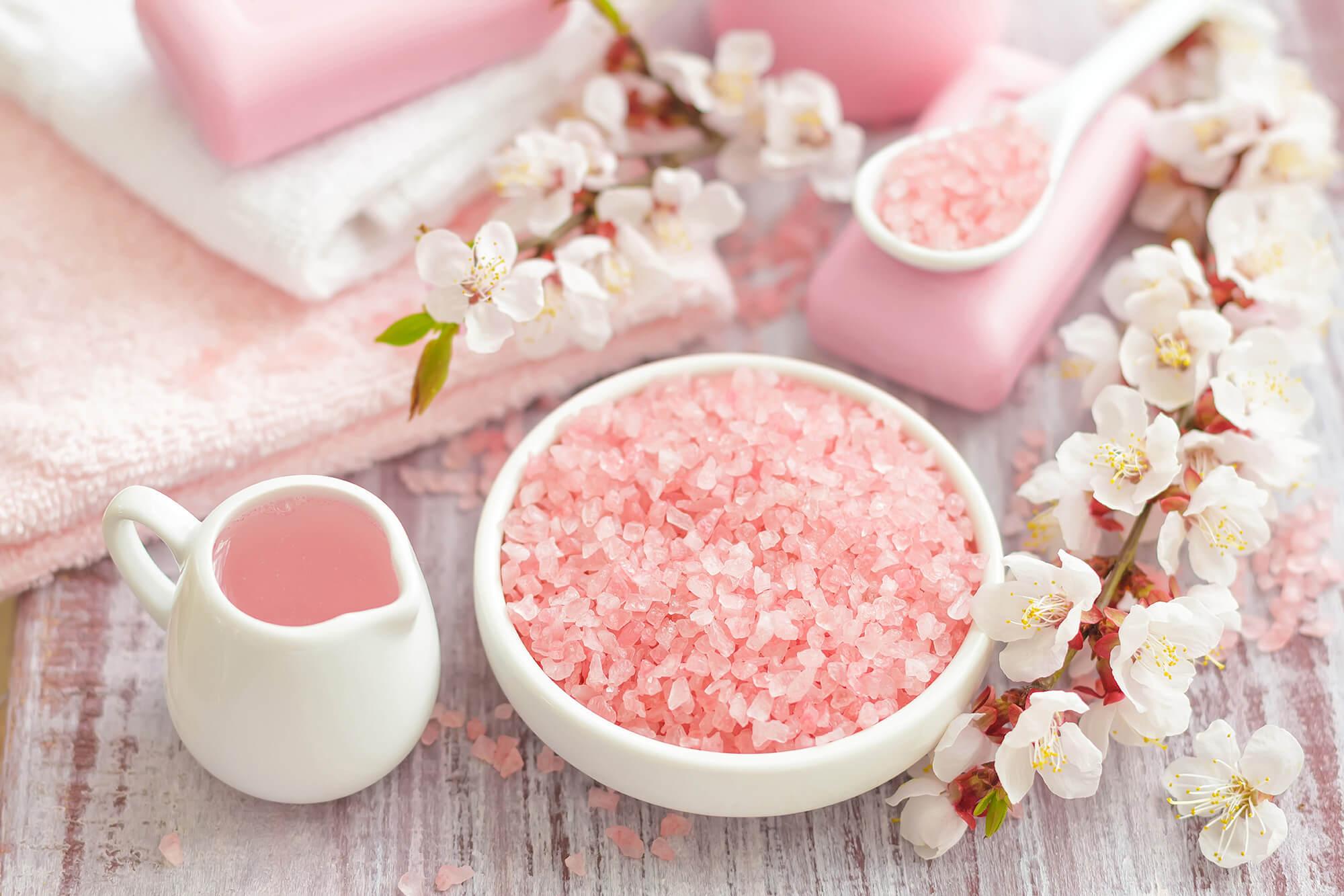 Himalayan Pink Salt Food Recipes