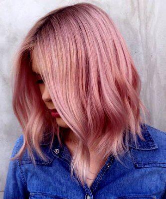 rose gold hair 11
