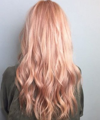 rose gold hair 12