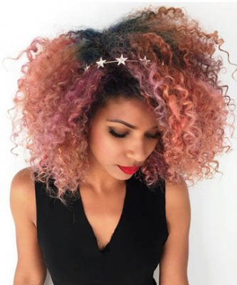 rose gold hair 4