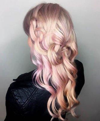 rose gold hair 5