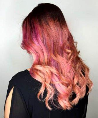 rose gold hair 9