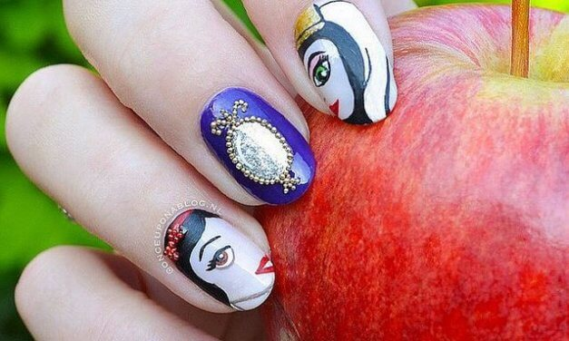 21 Disney Nail Designs To Fall in Love With