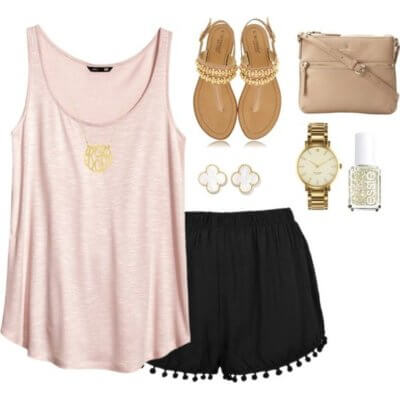 summer outfit 9