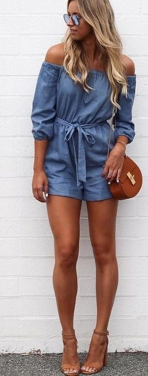 25+ Chic Summer Outfits to Copy