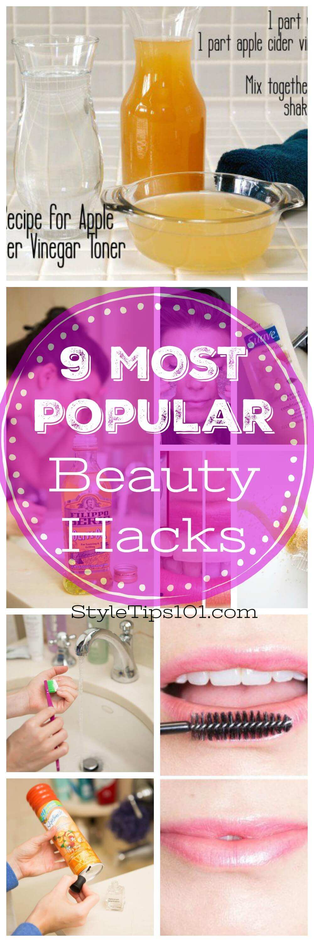These DIY beauty hacks actually WORK as they've been tested by us as well as hundreds of other beauty bloggers and regular peeps alike!