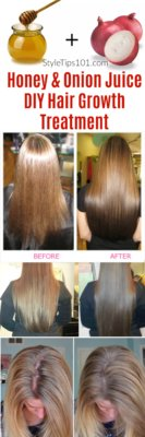 DIY Hair Growth Treatment