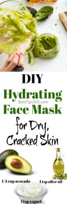 DIY Hydrating Face Mask
