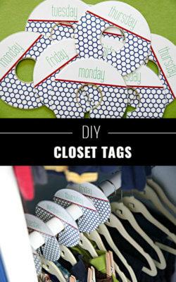closet tags