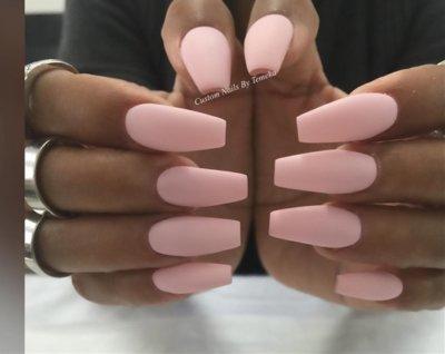 16 Unique Matte Nail Designs
