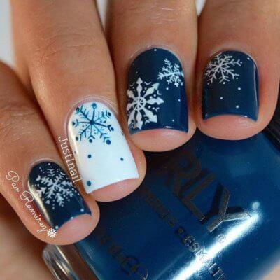 fall nail designs 16