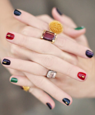 fall nail designs 2