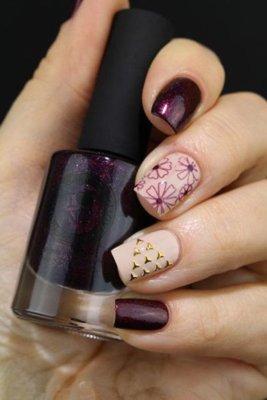 fall nail designs 23
