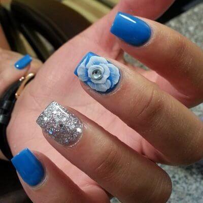 fall nail designs 24