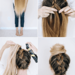 Boho Back to School Braided Hairstyles