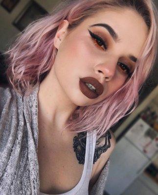 pink hair 6