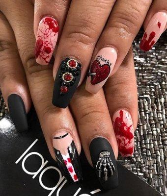 chuky nails