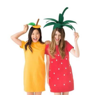 fruits and veggies halloween costume