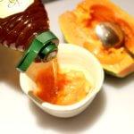 DIY Lightening Face Mask With Honey & Papaya