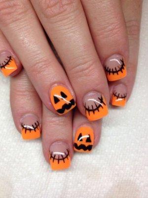 jacko lantern nails