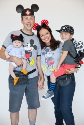 mickey mouse family halloween costume