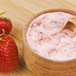 DIY Strawberry Face Mask for Bright Skin
