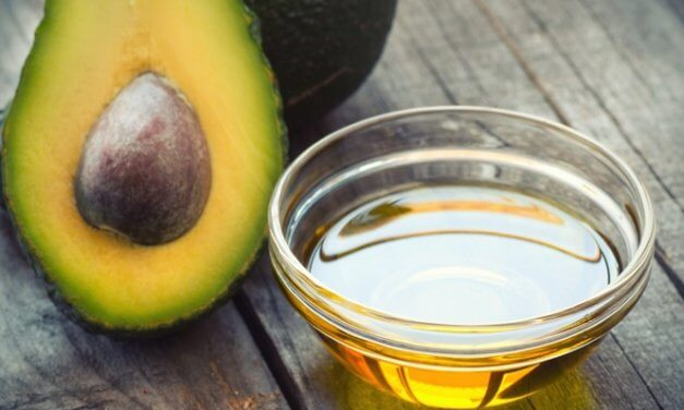Homemade Hemp Oil Avocado Face Mask Recipe