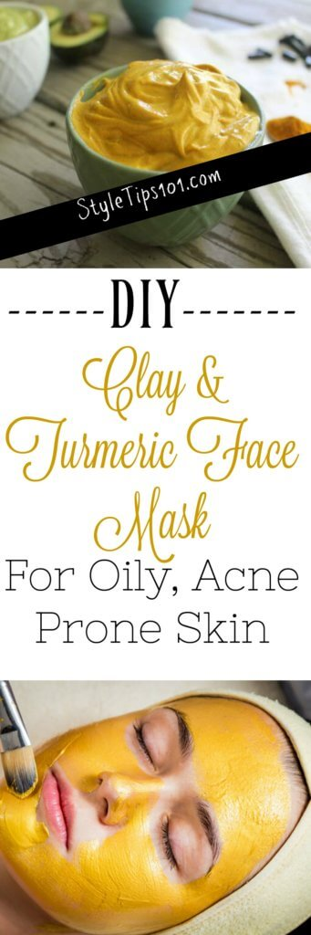 DIY Clay Mask