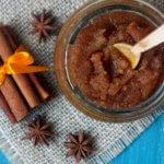 DIY Chai Spice Sugar Scrub