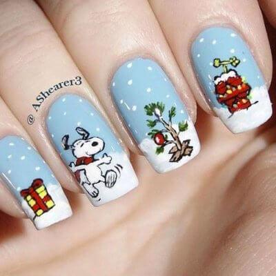 20 winter nail ideas to copy this season