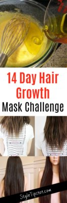 14 Day Hair Growth