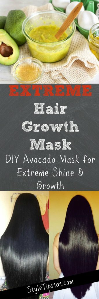 DIY Grow Long Hair