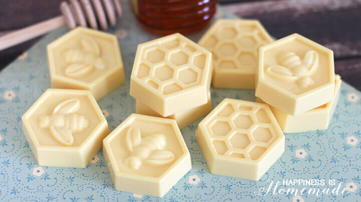 How to Make Your Own Soap: DIY Milk & Honey Soap