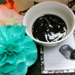DIY Glowing Charcoal Face Mask