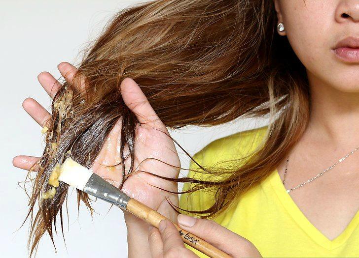 3 DIY Hair Treatments for Fine, Brittle Hair