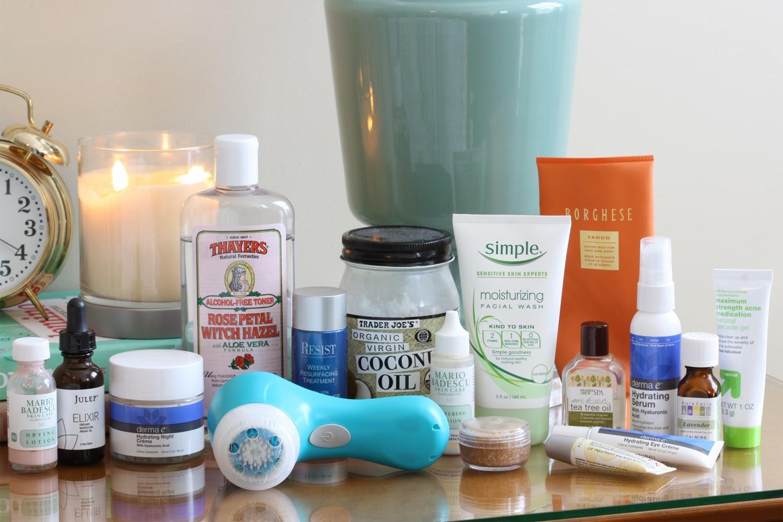 Practical Beauty & Natual Skin Care Regimen